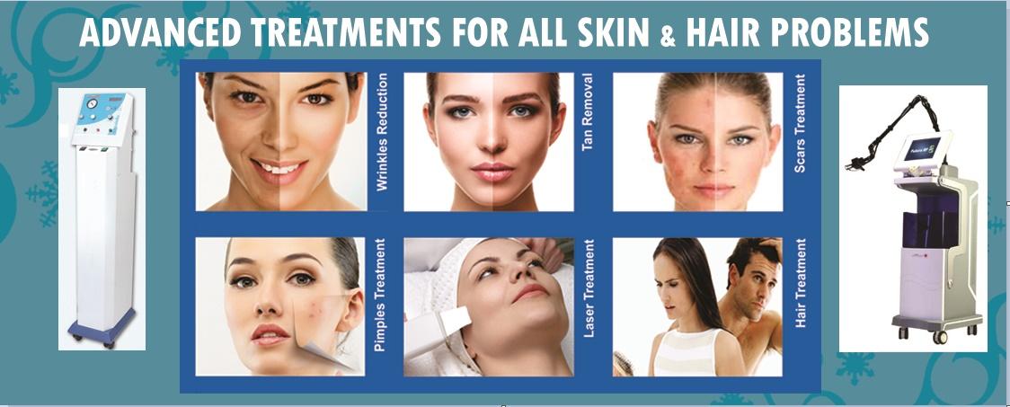 Skin & Hair Treatment Hyderabad | Arshi Skin & Hair Clinic